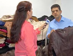 Ceir realiza bazar com produtos apreendidos pela Receita Federal