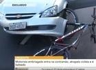 Motorista é baleado no peito durante briga no trânsito na zona Leste