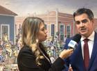 Em entrevista, Ciro Nogueira diz que segue ao lado de Wellington Dias