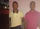 Dupla é presa após série de assaltos em Teresina