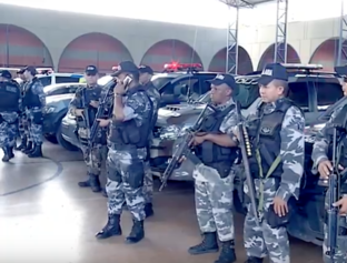 Governo investe em modernização e para estruturar a segurança do Piauí