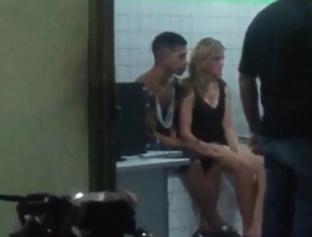 Casal acusado de roubar celulares em festa é detido na z. Norte de The