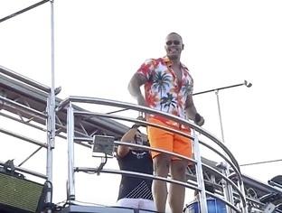 Léo Santana faz a alegria do teresinense em prévia de Carnaval
