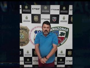 Piauiense acusado de estelionato é preso em Manaus