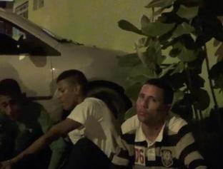 Integrantes de quadrilha especializada em assaltos a casas são presos