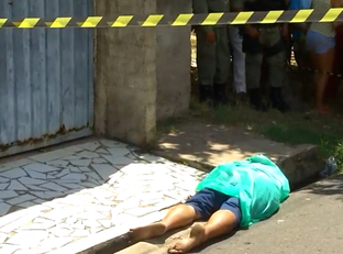 Acusado de três homicídios é preso no bairro Promorar em Teresina