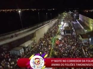MA: População se prepara para Zé Pereira de Timon