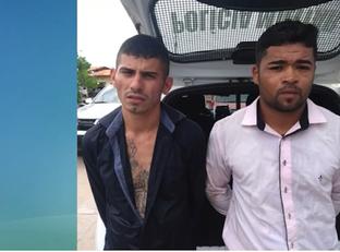 Assaltante de banco é preso durante perseguição policial em Timon