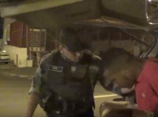Polícia prende homem acusado de tráfico de drogas em Teresina