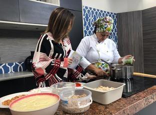 Verônica Lima ensinar como fazer caldo cura ressaca!