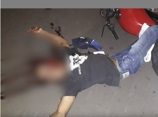 Jovem é morto com sete tiros em frente a colégio em Teresina