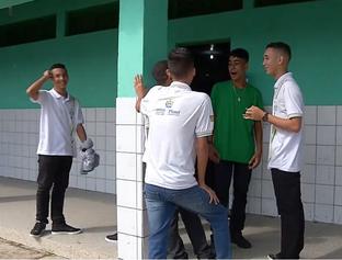 Dias faz abertura do ano letivo das escolas estaduais