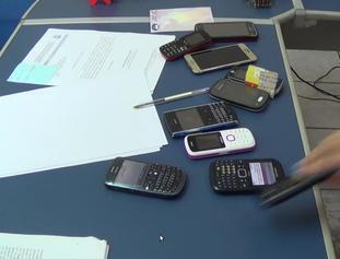 Oito são conduzidos por venda irregular de celulares em Teresina