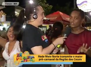 Uauu: Entrevista com a travesti Neguxa para rede MN viraliza na web