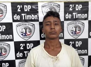 Polícia prende homem acusado de tráfico de drogas em Timon