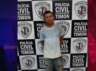 MA: Homem é preso acusado de estuprar enteada em Timon