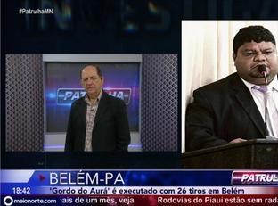 Vereador é morto a tiros em Belém-PA