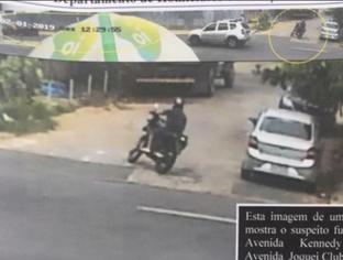 Vídeo mostra que acusado de matar PM achou que vítima estava desarmada