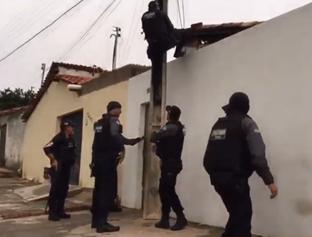 Dez pessoas são presas durante operação em Teresina e Timon