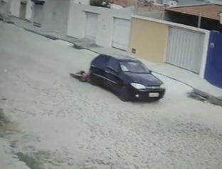 Integrante do PCC é arrastado em carro e passa mal na cela