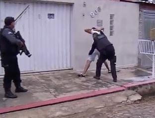 Polícia Civil e Militar deflagra operação e prende 10 pessoas em THE