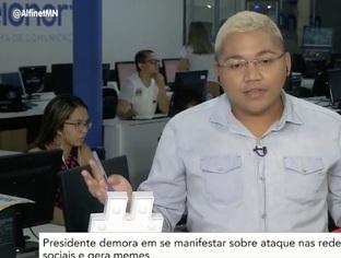 """Reveja o quadro """"Alfinet"""" desta terça Carlos Gaeth no Bom Dia MN"""