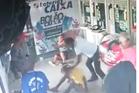 Presidente do PSOL agride morador de rua em casa lotérica de Floriano