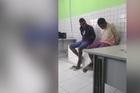 Rastreador entrega e polícia prende dupla com moto roubada em Teresina