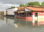 Chuvas provocam destruição e alagamentos em Parnaíba depois de 4 dias