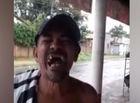 Morador perde dentadura durante as fortes chuvas em Teresina