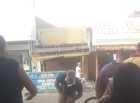 Morador de rua é arrastado por segurança da rodoviária de Timon