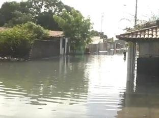 Municípios do Piauí estão em estado de alerta devido as fortes chuvas