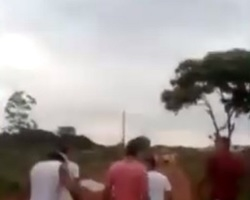 Vídeo mostra presidiários comemorando saída da Major César
