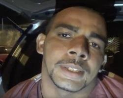Homem é preso com arma e afirma que queria se defender dos inimigos