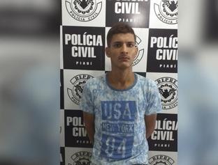 Jovem é preso quando tentava embarcar com drogas para o sul do Piauí
