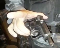Polícia quer saber origem de arma de fogo apreendida em Teresina