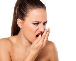 Quadro Saúde Começa pela Boca trata de mau hálito