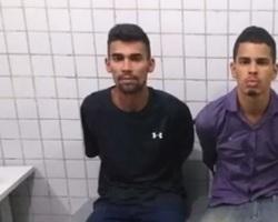 Suspeitos de atirar em esposa de coronel são presos em Teresina
