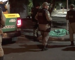 Morador de rua é assassinado no centro de Teresina