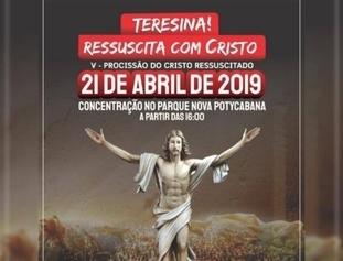 Confira a programação da semana santa em Teresina