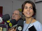 """Manuela D""""Ávila lança livro e faz palestra hoje em Teresina"""