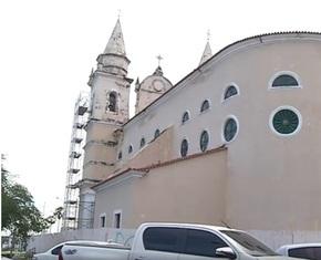 Campanha será lançada para financiar reforma da Igreja de São Benedito