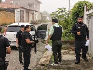 Megaoperação é deflagrada para cumprir 30 mandados de prisão no PI