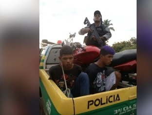 PI: Polícia desarticula quadrilha de arrombadores em Lagoa Alegre