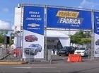 Fique atento nas grandes ofertas do feirão de fábrica Chevrolet
