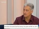 Secretário Fernando Said faz balanço de ações da PMT em 2019