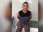 Homem é preso pela Força-Tática após ser encontrado portando munições