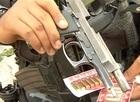 Jovem é preso com várias munições no Promorar