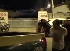 Casal é preso acusado de assaltos e com moto roubada em Teresina