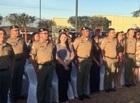 PI: 21 novos sargentos são diplomados em Picos